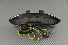 Tail light LED smoke with integrated turn signal Triumph Speed triple 1050 08 09