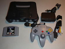 Nintendo 64 N64 System with Star Wars Shadows of the Empire