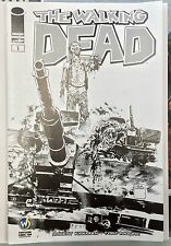 WALKING DEAD #1 Portland 2015 Wizard World Comic Con Exclusive Variant Sketch BW