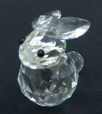 SWAROVSKI Crystal CONIGLIO MINI 010012-CONDIZIONI ECCELLENTI