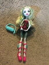 Nice Monster High Lagoona Blue Dance Class Ballet doll Awesome!