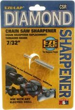 "EZE-LAP Diamond Chainsaw Chain Saw Sharpener Grinding Stone 7/32""    CSR732"