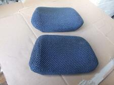 EARLY CLASSIC VOLVO PAIR CLIP ON HEAD RESTS 760 (KITCAR HOTROD PROJECT)
