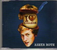 (AG1000) Asher Roth, I Love College - DJ CD