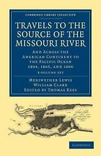 TRAVELS TO THE SOURCE OF THE MISSOURI RIVER AND ACROSS TH - NEW PAPERBACK BOOK