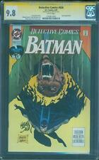 Batman Detective Comics 658 CGC 9.8 SS Kelly Jones Signed Top 1 Azrael Sam Kieth