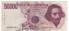 BANCONOTA DA 50000 LIRE BERNINI  15.03.1984 Ciampi-Stevani LB 293116 P (7)