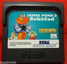 James pond 2-nom de code robocod-sega Game Gear GG