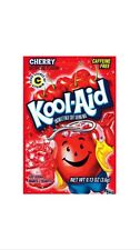 10 Kool-Aid Cherry Unsweetened Drink Mix Packets