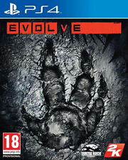 Evolve (Sony PlayStation 4, 2015) CHEAP PRICE FREE POSTAGE