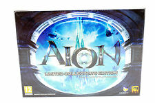 AION Limited Collectors Edition for PC by NCSoft, 2009, RPG, Sealed