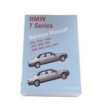 BMW 740i 740iL 750iL Repair Manual Bentley BM8000701