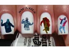 Drake Hotline Bling Nail Art Waterslide Decals