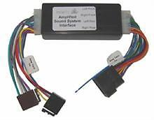 Speaker ISO to Speaker ISO Analogue Amplifier Interface Car Stereo Adapter Lead