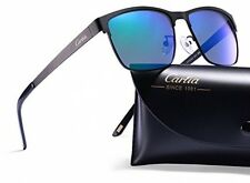 Carfia Polarized Mens Sunglasses Vintage Driving Glasses For Outdoor Sports -