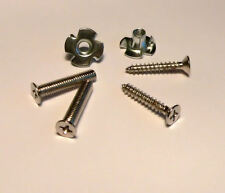 M5 Tee nuts & fixing screws for Marshall Plexi Guitar amplifier cabinet handles