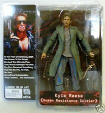 TERMINATOR KYLE REESE ACTION FIGURE NECA T2 ARNOLD SERIES 3  U.S. SELLER
