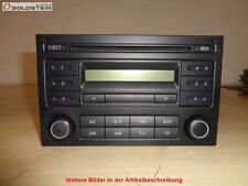 CD-Player Radio CD-spieler  6Q0035152C VW POLO (9N_) 1,2