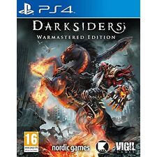 Darksiders Warmastered Edition PS4 Game Brand New