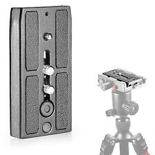"Neewer Quick Release Plate With 1/4"" And 3/8"" Screw For  MANFROTTO 501HDV 503HDV"