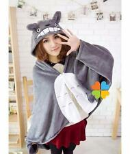 Cute Anime My Neighbor Totoro Cloak Cape Costume Air Conditioner Blanket Shawl