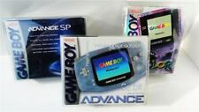 1 Box Protector Game Boy Advance / SP / Color Console  READ! Clear Case Nin