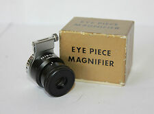 Nikon Eyepiece Magnifier for F series SLR 35mm Camera