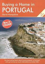 Buying a Home in Portugal: A Survival Handbook, Hampshire, David, Good Book