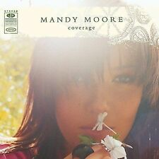 "Coverage by Mandy Moore (CD, Oct-2003, Epic )  "" USED """