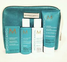 Moroccanoil Moistire Repair Shampoo/Conditioner, Hydrating Mask, & Original Oil