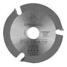 Disco amoladora 115 mm. para madera