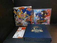SONIC ADVENTURE 2 10th ANNIVERSARY BIRTH DAY PACK. Dreamcast SEGA Japan Game DC