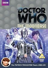Doctor Who: The Moonbase [DVD]  Patrick Troughton as Dr Who Moon Base disp.24h*