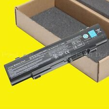 6 Cell New Battery For Toshiba Qosmio F60 F750 F755 Laptop PA3757U-1BRS