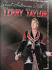 Terry Taylor Shoot Interview Wrestling DVD, WCW WWF TNA