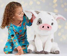 Disney Store 2016 Moana Movie PUA Life-Size Large Jumbo Plush Stuffed Pig NWT