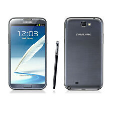 "Unlocked 5.5"" Black Samsung Galaxy Note 2 3G Android GSM Smartphone 2GB+16GB SG"