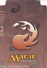 1 Magic the Gathering Mountain red mana series I Deck Divider (1) Ultra Pro