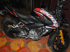 Bajaj Pulsar 200 NS Roguemode Customz Full Body Sticker ( Red )