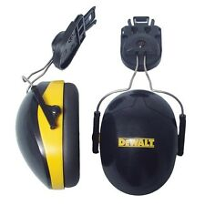 De Walt Interceptor Cap Mount Ear Muffs