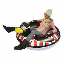 GoFloats Winter Snow Tube The Party Penguin - Ultimate Sled and Toboggan