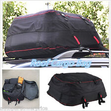 Extra Large Roof Bag Waterproof Roof Rack For Storage Cargo Luggage Bag Travel