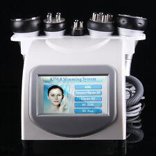 CE 40K Ultrasonic Cavitation 5in1  Slimming Machine Radio Frequency Lift Skin