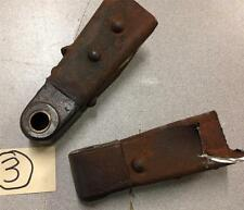 1927 WILLY'S KNIGHT - REAR FRAME LEAF SPRING MOUNTS for Restore
