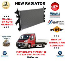 FOR FIAT DUCATO TIPPER 100 110 120 130 150 160 180 2006  RADIATOR OE QUALITY