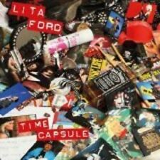 Lita Ford - Time Capsule [New CD]