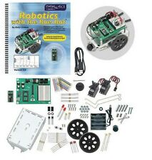 PARALLAX 28832 BOE-BOT Robot Kit USB Version