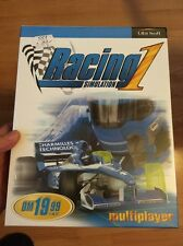 Racing Simulation 1 PC CD-ROM RAR