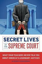 Secret Lives of the Supreme Court: What Your Teachers Never Told You about Ame..