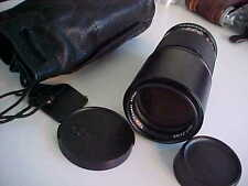 Contax Carl Zeiss T Star 200mm F4 Tele Tessar lens